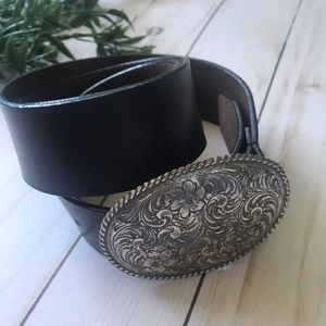Nine West Western Boho vibe Belt